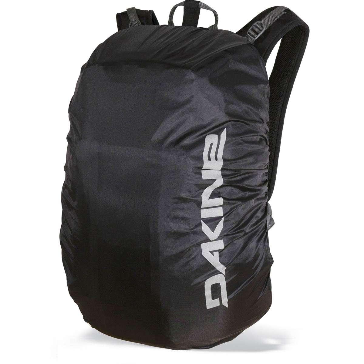 7d843b5f774 Dakine Trailpackcover Regenbescherming Black   Dakine Shop